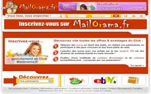 site mailorama.fr
